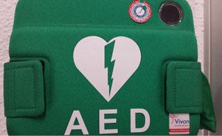 AED in tandartspraktijk WELKOM